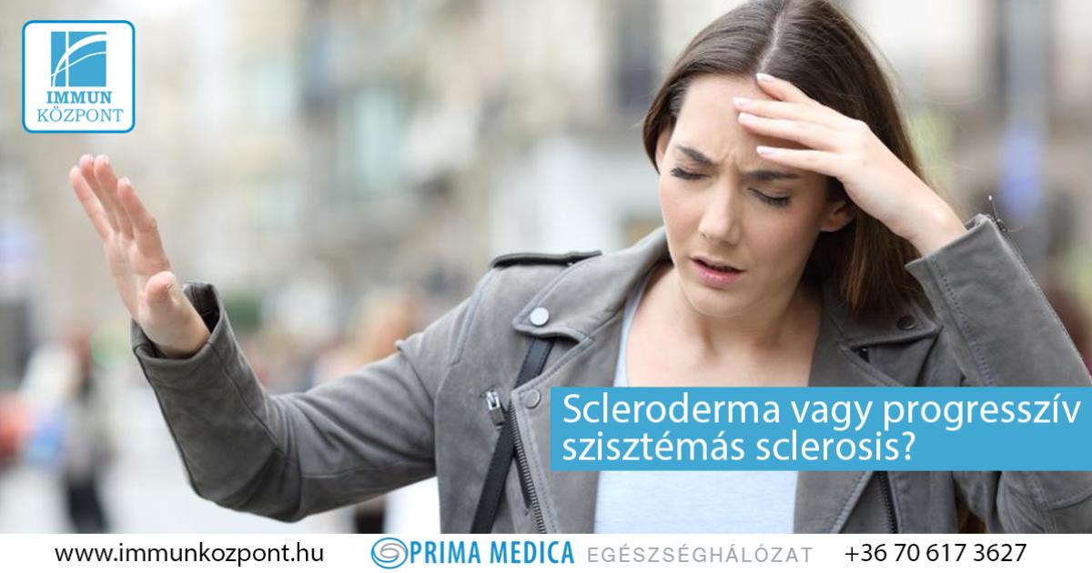 szkleroderma és magas vérnyomás