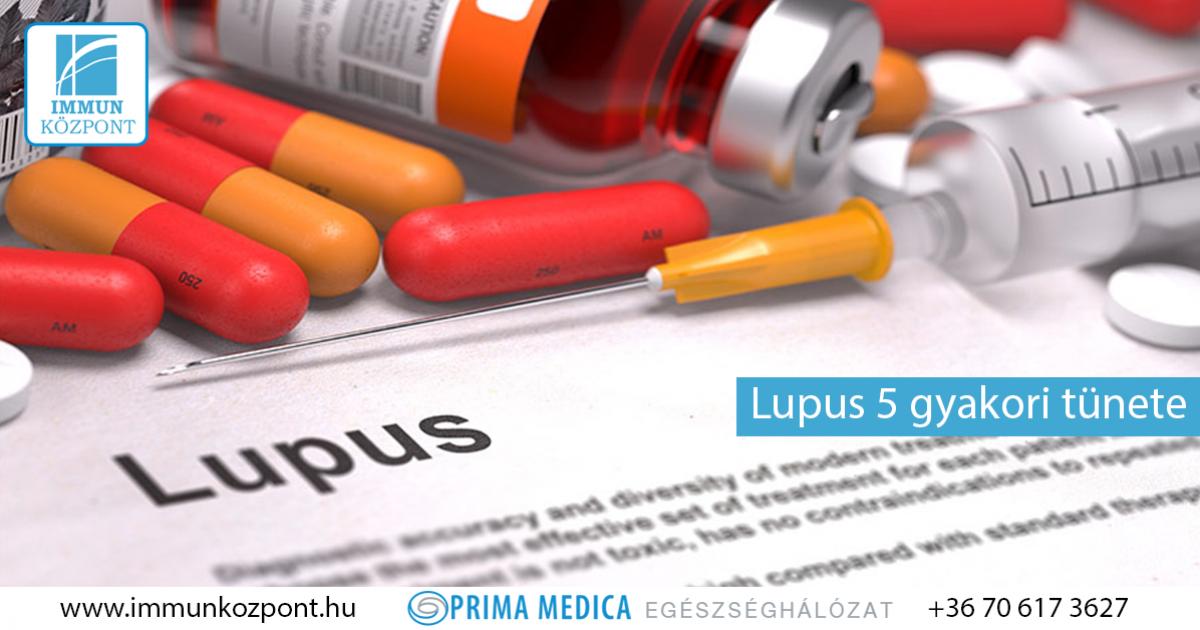 Lupus nem képes lefogyni