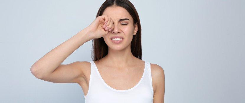 Minden 100. ember szenved a szemszárazságot okozó betegségtől